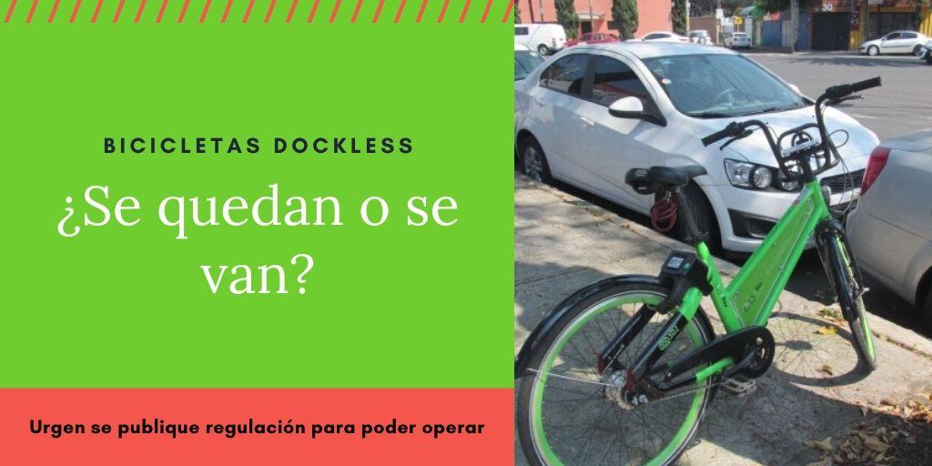 bicis dockless