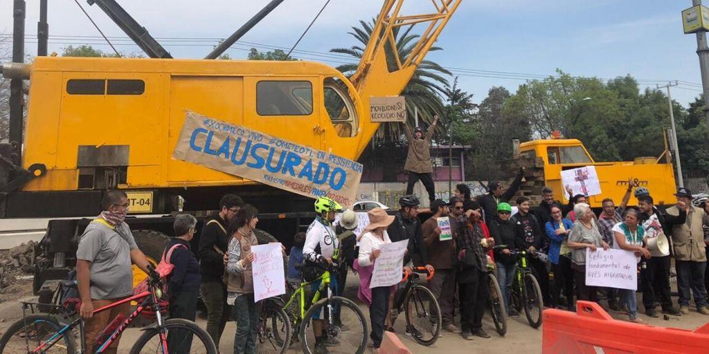 humedales de xochimilco