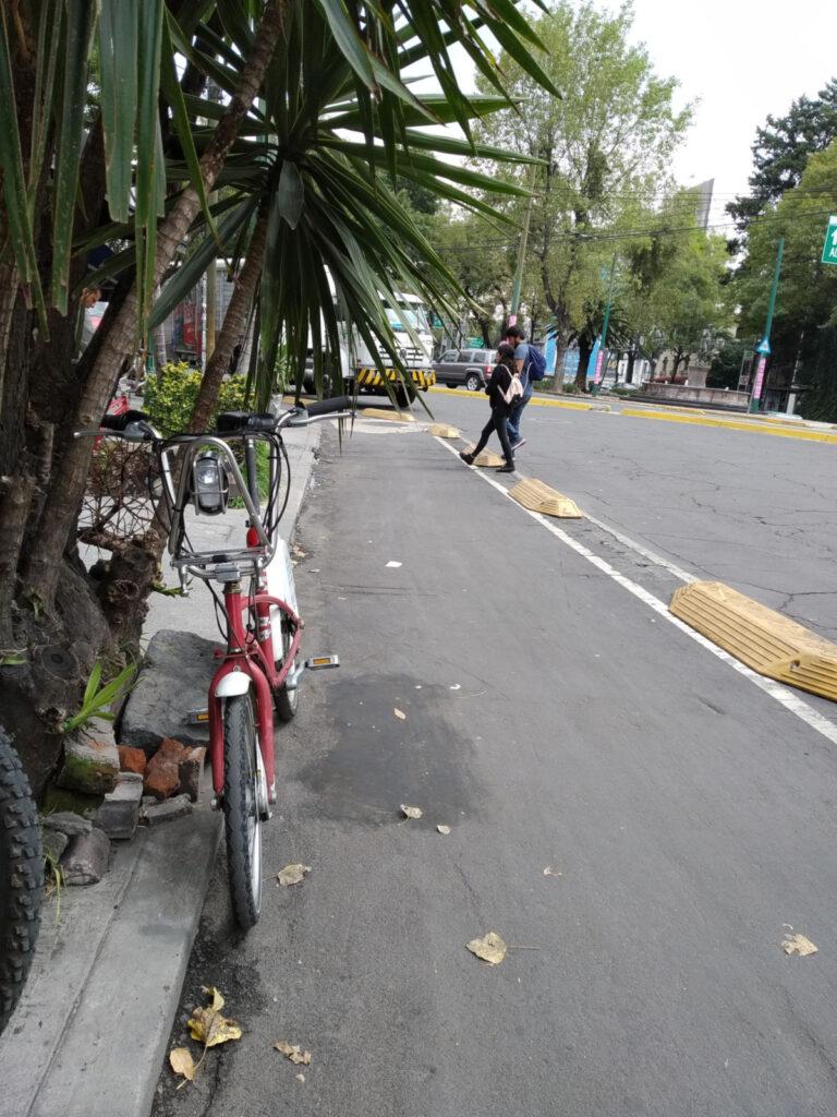 limpia colaborativa de ciclovías