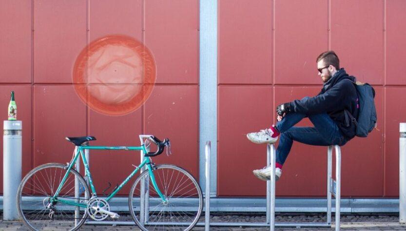 Condones, bicicletas y covid