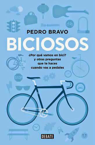 Biciosos, libros de bicicletas