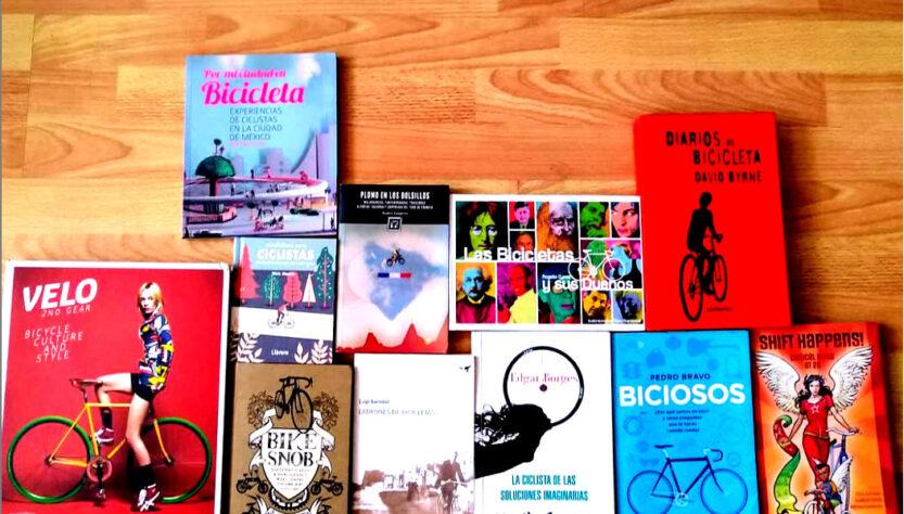 libros sobre bicicletas