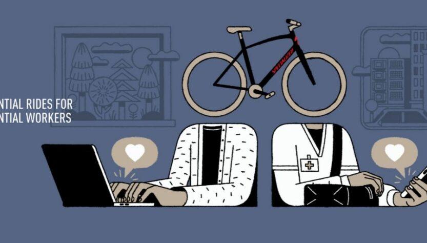 Specialized donará bicicletas