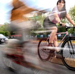 Mapa interactivo de ciclovías