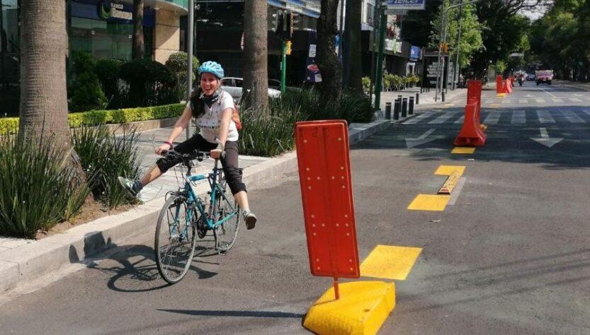 ciclovías emergentes