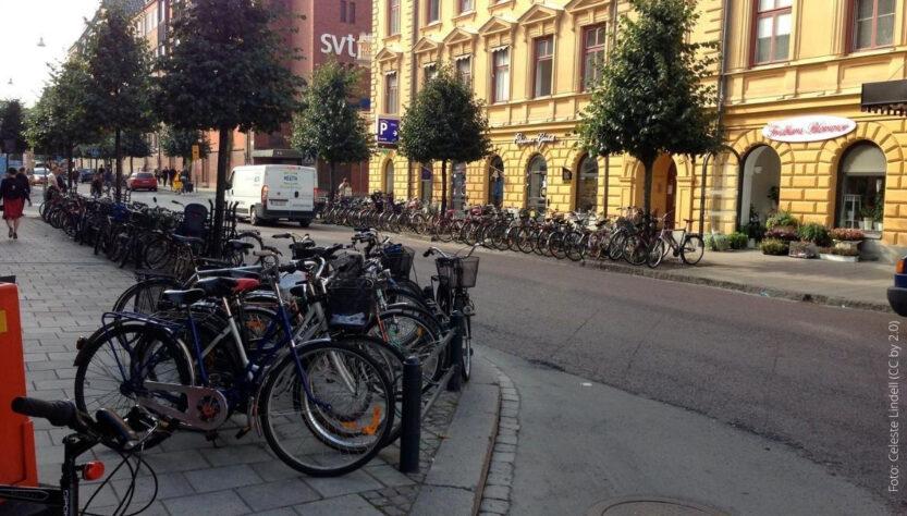 Ciudad regala bicis