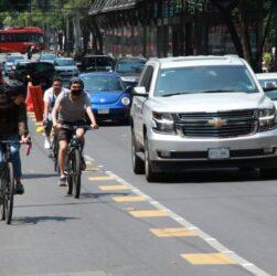 duplica ciclistas insurgentes