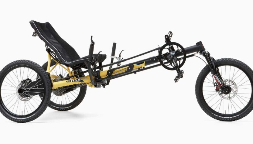 triciclo de montaña