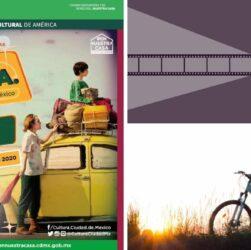 Bicicinema en el Hermanos Rodríguez