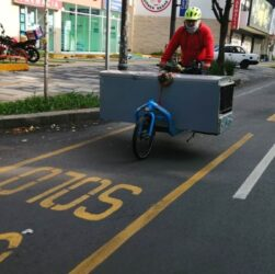 No a las ciclovías