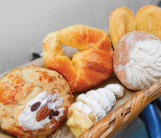 triciclo de pan