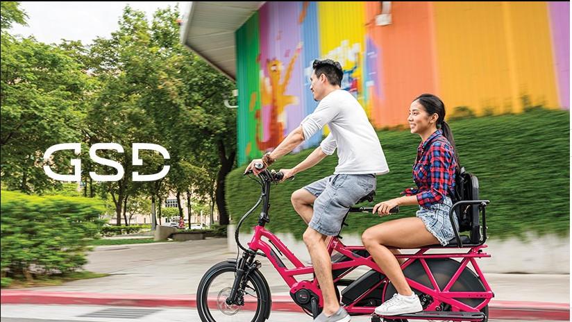 Bicicletas Tern GSD