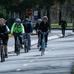 Infraestructura para bicicletas