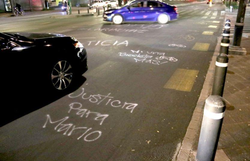 Pintas de bici revolución en la calle