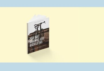 Portada del libro Por qué amamos las bicicletas