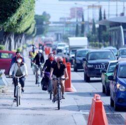 Acoso a ciclistas en León