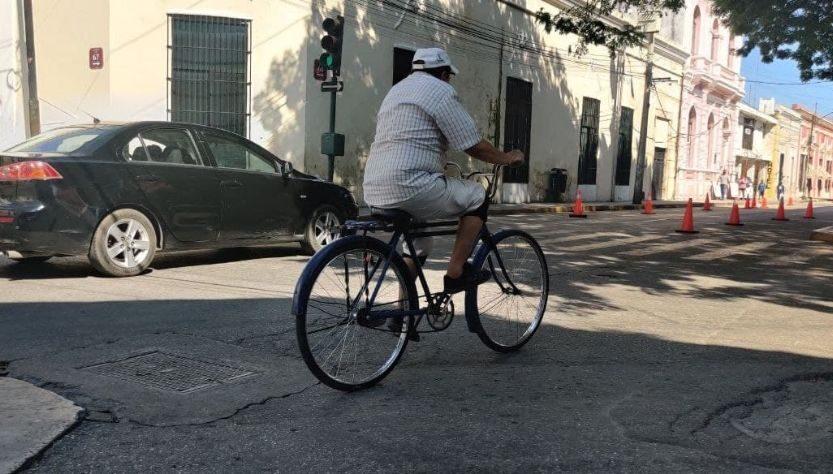 Dan apoyos para comprar bicicletas en Yucatán