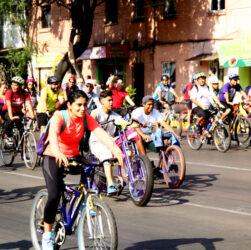 Amplían la ruta del muévete en bici a 50 km