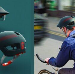 Ilustración del casco Optic